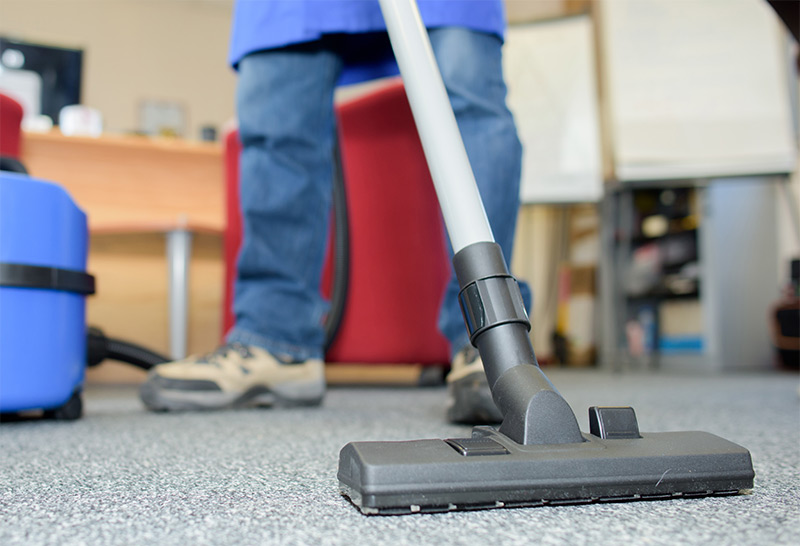 Single Tenant Offices Cleaning Services in Washington DC