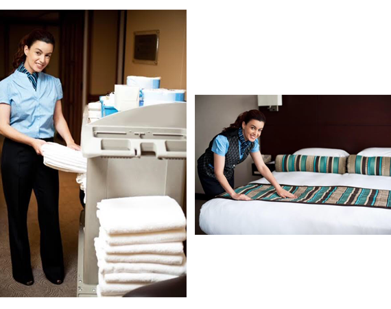 Professional Hotel Housekeeping Services in Washington DC